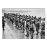 Combat Uniforms Gasmasks Card