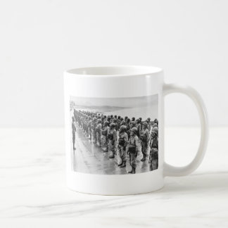 Combat Uniforms Gasmasks Mug