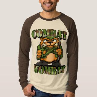 Combat Wombat 2 T-Shirt
