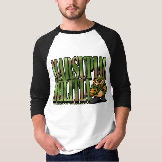 Combat Wombat 3: Marsupial Militia T-Shirt