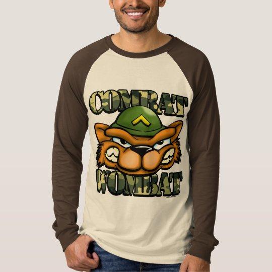 Combat Wombat T-Shirt