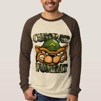 Combat Wombat Tshirts