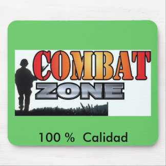 Combat Zone Mouse Pad