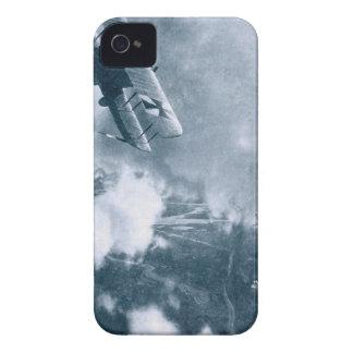 Combate aéreo en el frente occidental Primera Gue Case-Mate iPhone 4 Cobertura