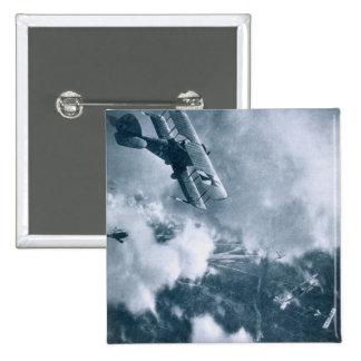 Combate aéreo en el frente occidental Primera Gue Pins