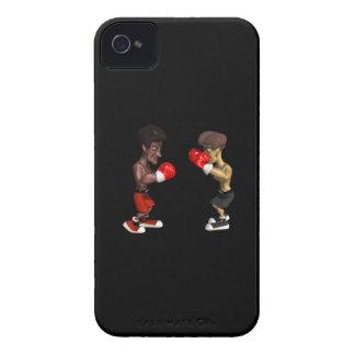 Combate de boxeo iPhone 4 Case-Mate fundas