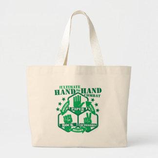 Combate mano a mano bolsa de mano