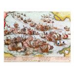 Combate naval postales