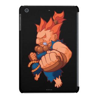 Combatiente Akuma del bolsillo Fundas De iPad Mini