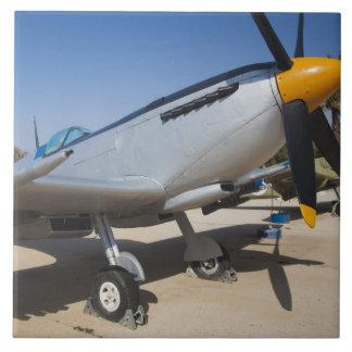 Combatiente de construcción británica del Spitfire Azulejo Cuadrado Grande