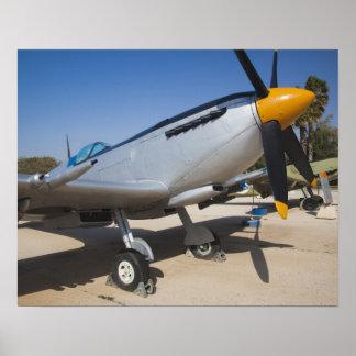 Combatiente de construcción británica del Spitfire Impresiones