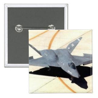 Combatiente de la cautela YF-22 Pins