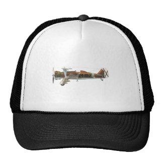 Combatiente de la guerra mundial 1 gorras