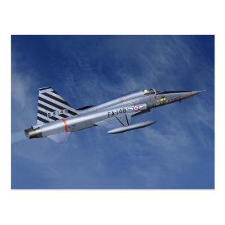 Combatiente de la libertad F-5 Postal