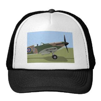 Combatiente del Spitfire WW2 Gorro