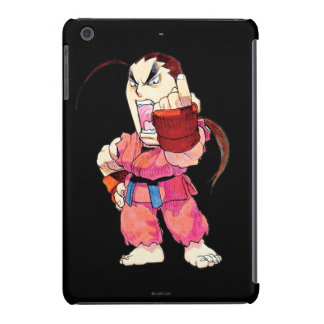 Combatiente estupendo II Turbo Dan del Funda Para iPad Mini Retina