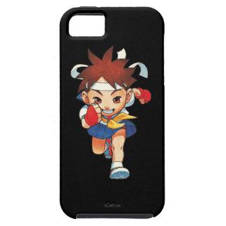 Combatiente estupendo II Turbo Sakura del iPhone 5 Carcasas