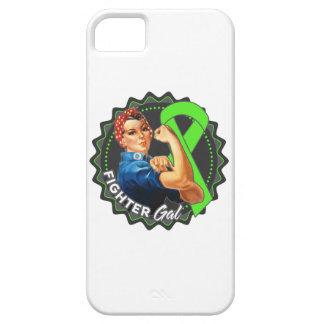 Combatiente galón del linfoma de Non-Hodgkins iPhone 5 Carcasa