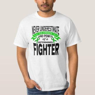 Combatiente resuelto de la enfermedad mitocondrial camisas