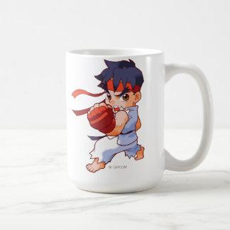 Combatiente Ryu 2 del bolsillo Taza