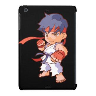 Combatiente Ryu del bolsillo Fundas De iPad Mini Retina