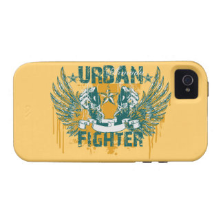 Combatiente urbano iPhone 4/4S funda