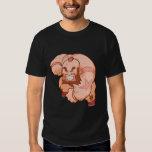 Combatiente Zangief 2 del bolsillo Camisas