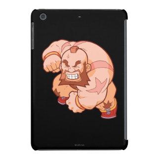 Combatiente Zangief 2 del bolsillo Funda De iPad Mini