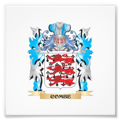 Combe Coat of Arms - Family Crest Photo