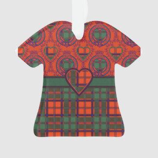 Combie clan Plaid Scottish kilt tartan