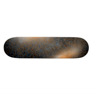 Combinación de galaxias -- 2,4 Mil millones años l Patin
