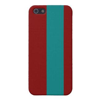 Combinación/mezcla bicolores complementarias iPhone 5 coberturas