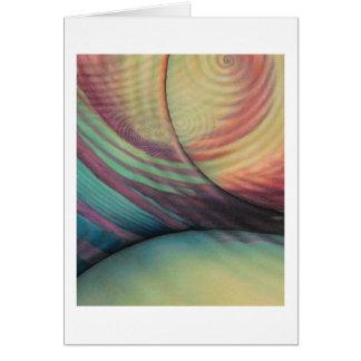combinación tarjeta de felicitación