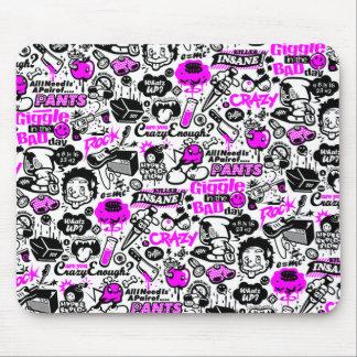 Combinado loco mousepads