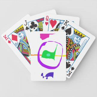 Combination Bicycle Playing Cards