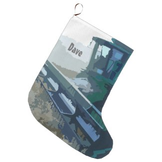 Combine Christmas Stocking