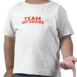 Combine el 1r grado camisetas