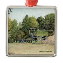 Combine Reaping Christmas Ornament