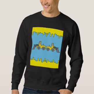 Combine Tractor Retro Sweatshirt