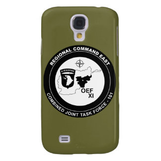 Combined Joint Task Force 101 East - B/W Galaxy S4 Cover