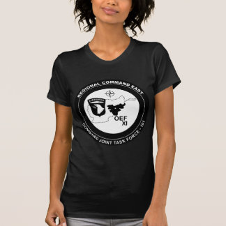 Combined Joint Task Force 101 East - B/W T-Shirt