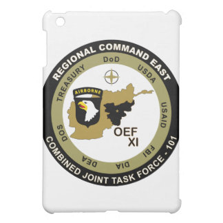 Combined Joint Task Force - Regional Command East Cover For The iPad Mini