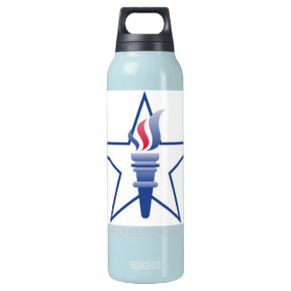 Combined Service Retreat Thermos Water Bottle