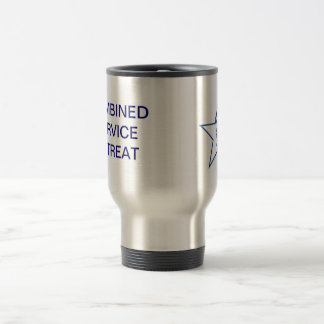 Combined Service Retreat Travel Mug