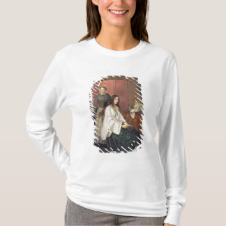 Combing My Lady's Tresses T-Shirt