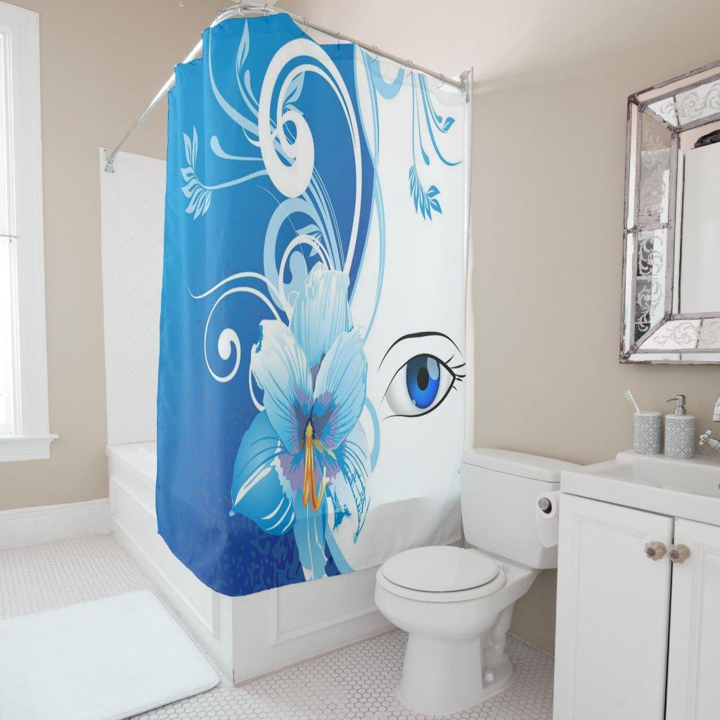 combo  41 shower curtain