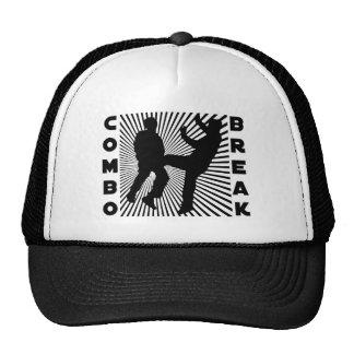 Combo Break Trucker Hat