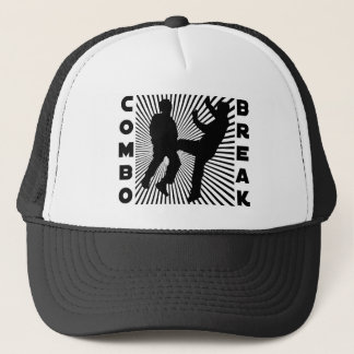 Combo Break Trucker Hat