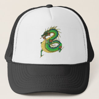 Combo Dragon Trucker Hat