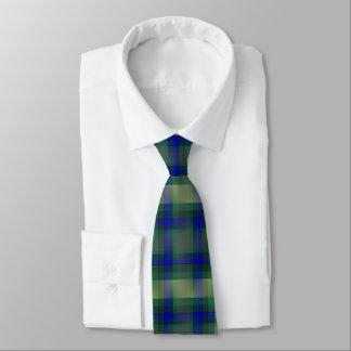 Combo Plaid tie
